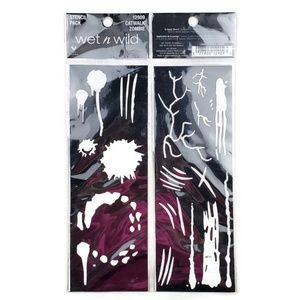 Wet n Wild | Catwalk Zombie Makeup Stencil Pack